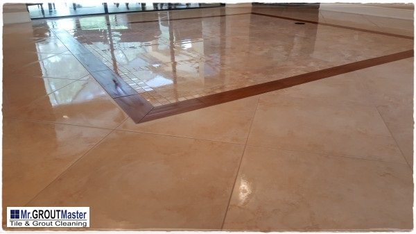 grout and tile sealing in Port Charlotte, FL tile sealing