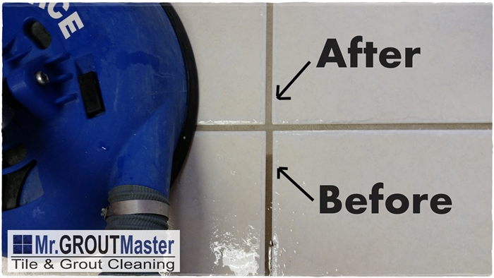 Professional tile and grout cleaning - Port Charlotte, FL tile cleaning