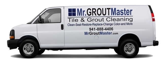 Professional tile and grout cleaning - tile cleaner